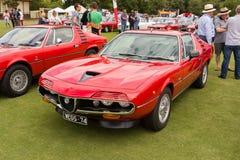 Austrália: Alfa Romeo Spettacolo realizado em Melbourne, o 29 de novembro, Imagem de Stock