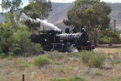 Austrália, estrada de ferro Fotos de Stock