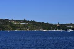 Austrália, NSW, Sydney, parque nacional principal norte fotografia de stock royalty free