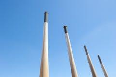 Austrália Ocidental da central eléctrica de Kwinana Imagens de Stock