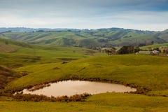 Austrália rural fotografia de stock royalty free