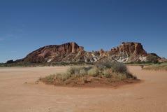 Austrália, vale do arco-íris Fotos de Stock Royalty Free