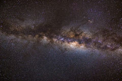 The austral Milky Way, Royalty Free Stock Images