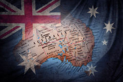 australasian Royaltyfri Foto