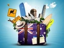 australië royalty-vrije stock foto's