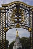 Australië gilted poort in Londen Stock Afbeelding
