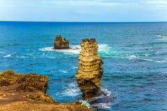 Australië, Grote Oceaanweg Royalty-vrije Stock Foto's