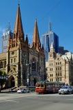 Australië, Melbourne, Stock Foto's