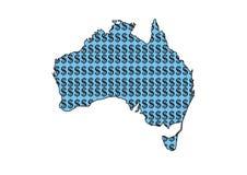 australië Royalty-vrije Stock Foto