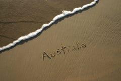 Australia Imagen de archivo libre de regalías