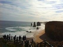 Australia. The 12 apostles Royalty Free Stock Photos