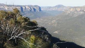 australia błękit góry zdjęcie wideo