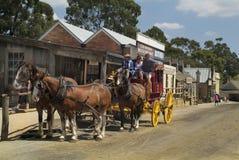 Australia_Ballarat royalty-vrije stock foto's