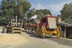 Australia_Ballarat stock afbeelding