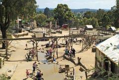 Australia_Ballarat 免版税库存照片