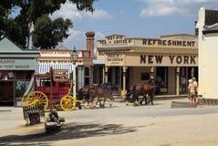 Australia_Ballarat stock afbeeldingen