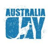 australia balonowe dzień flaga prezenta ikony ustawiać Tradycyjny Australijski patriotyczny wakacje Kangaro ilustracji