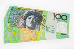 Australia bank note Royalty Free Stock Photography