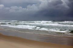 Australia - beach of Tasman Sea Stock Image