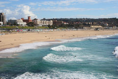 Australia, Bondi Beach. Bondi Beach Surfers, Sydney, Australia Stock Images