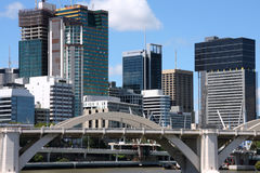 Australia - Brisbane Royalty Free Stock Photo
