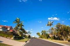 Australia Brisbane outdoor garden Stock Images