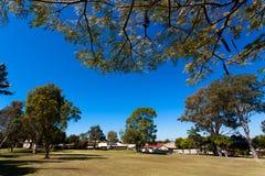 Australia Brisbane outdoor garden Royalty Free Stock Photography