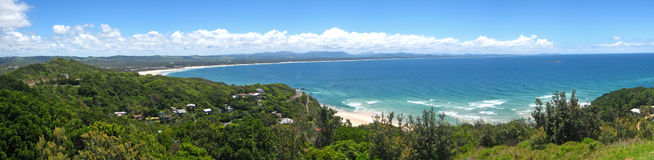 Australia byron bay Stock Photography