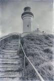 australia byron przylądka punkt latarni morskiej punkt Zdjęcia Royalty Free