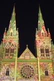 australia cathedral mary s st sydney στοκ φωτογραφία