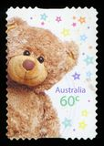 AUSTRALIA - postage stamp stock images