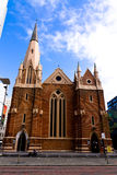 Australia City of Perth St. Andrew church Royalty Free Stock Photography