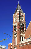 Australia City of Perth Town hall Royalty Free Stock Photos