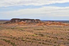 Australia, SA, Coober Pedy, Breakaways stock image