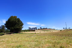 Australia Country Landscape Royalty Free Stock Photography