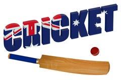 Australia Cricket concept Stock Photo