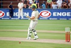 Australia Cricket tour to South Africa Feb 2009 Royalty Free Stock Photos