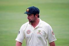 Australia Cricket tour to South Africa Feb 2009 Stock Photo