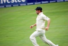 Australia Cricket tour to South Africa Feb 2009 Royalty Free Stock Photo
