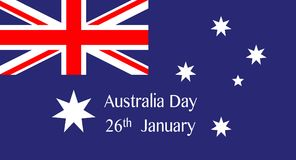 Australia Day Royalty Free Stock Photography