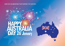 Australia day Stock Photos