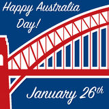 Australia Day! Royalty Free Stock Images