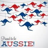 Australia Day! Royalty Free Stock Photos