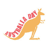 Australia Day. Traditional Australian patriotic holiday.  Royalty Free Stock Images