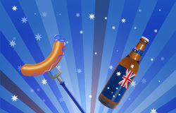 Australia day Royalty Free Stock Photos