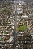 Australia del sud aerea Fotografie Stock