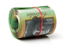 Australia Dollar, Royalty Free Stock Photos