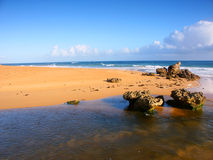 Australia Estuary Landscape Royalty Free Stock Image