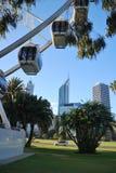 australia ferris Perth koło Fotografia Royalty Free