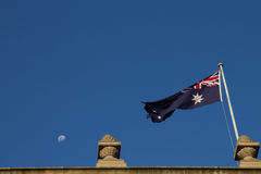 Australia flag Royalty Free Stock Images